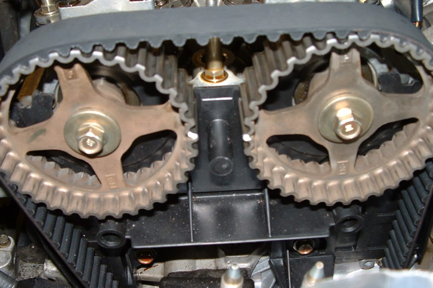 Do i need to replace my timing belt?